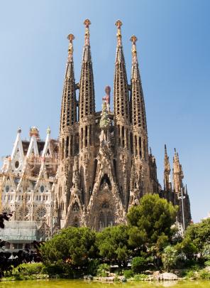 Wycieczka do Barcelony.