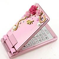 Różowy telefon ;)