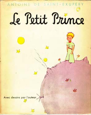 Le Petit Prince- Antoine de Saint - Exupery
