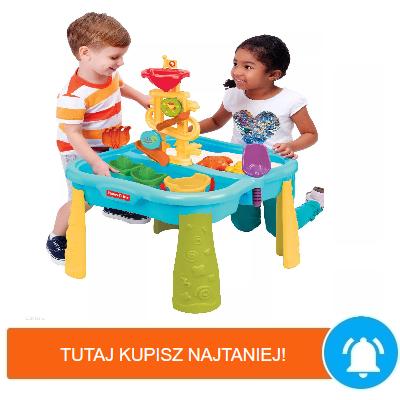 wodny stolik dla dzieci
