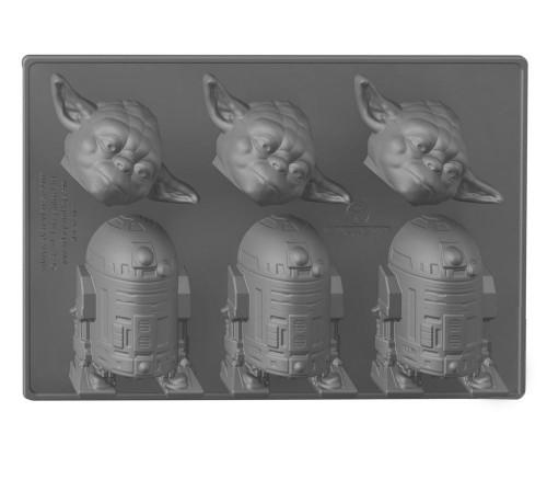 Foremka Yoda i R2D2