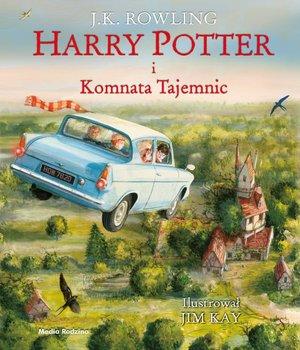 Harry Potter. Tom 2. Harry Potter i Komnata Tajemnic (wydanie ilustrowane)