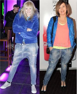 Jeans - z krokiem