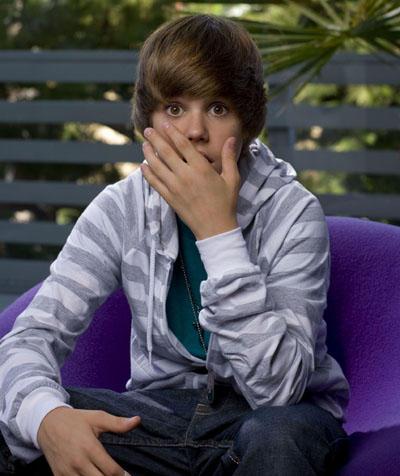 figurkę Justin Bieber