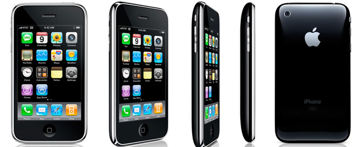 iPhone 3G 8gb.
