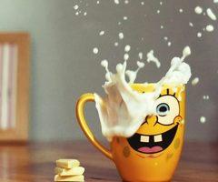 Radosny kubek dla optymistycznej persony ! :D