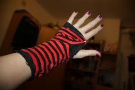 Rękawiczki Emo
