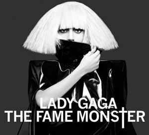 Lady GaGa The Fame: Monster CD