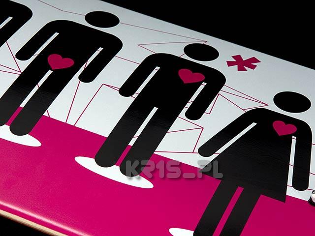 Deska dla dziewczyny :D