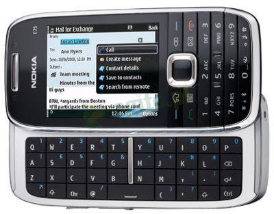 Telefon komórkowy Nokia E 75