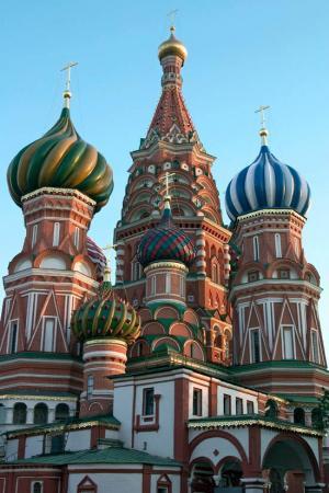 wycieczka Sankt Petersburg-Moskwa