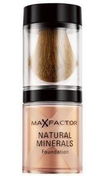 Max Factor Natural Minerals Foundation - Podkład mineralny.