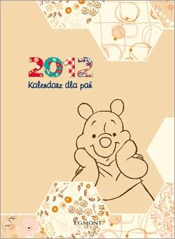 kalendarz z kubusiem puchatkiem