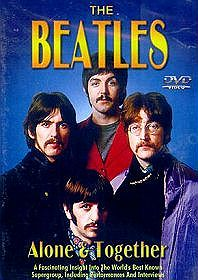 DVD the beatles Alone & Together