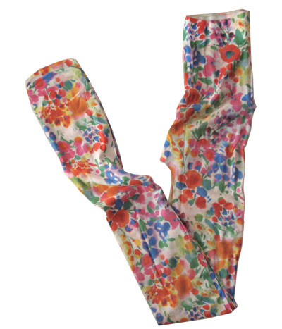 Legginsy H&M Garden Collection