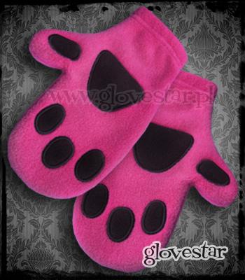Rękawiczki łapki