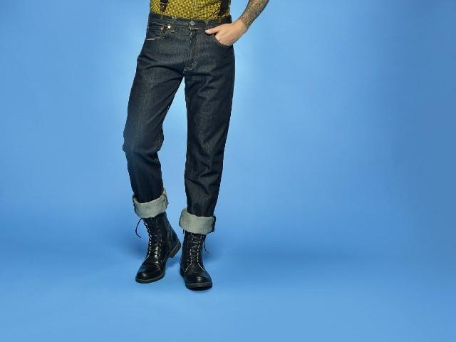 jeansy męskie na każdą okazję