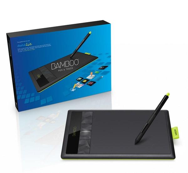 Tablet Wacom Bamboo3 Pen&Touch A6 (CTH-470K PL) - Wersja Edukacyjna