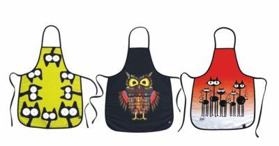 Fartuszki kuchenne Gaul Designs- wzory do wyboru