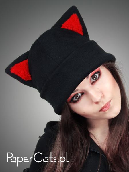 Czapka Kot