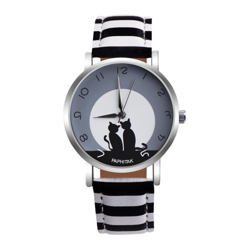 Zegarek z kotkami