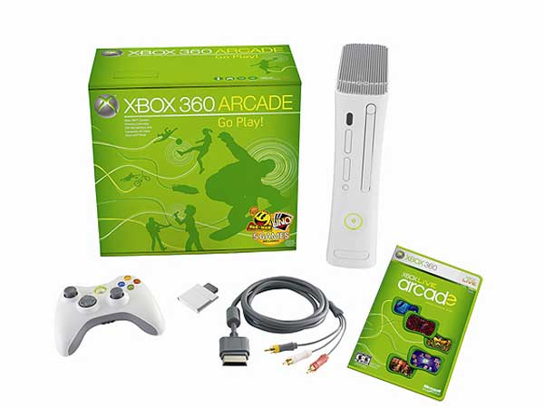 Konsola do gier: Xbox 360