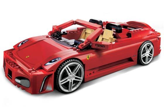 Ferrari F430 Spider 1:17