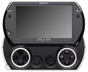 Konsola Sony PlayStation PSP Go Eur 1004