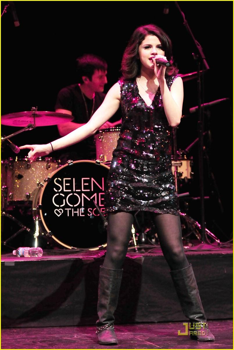 Bycie na koncercie Seleny Gomez