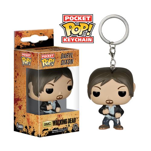 POP! Keychain: The Walking Dead - Daryl Dixon