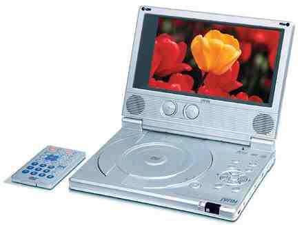 DVD Player przenośny