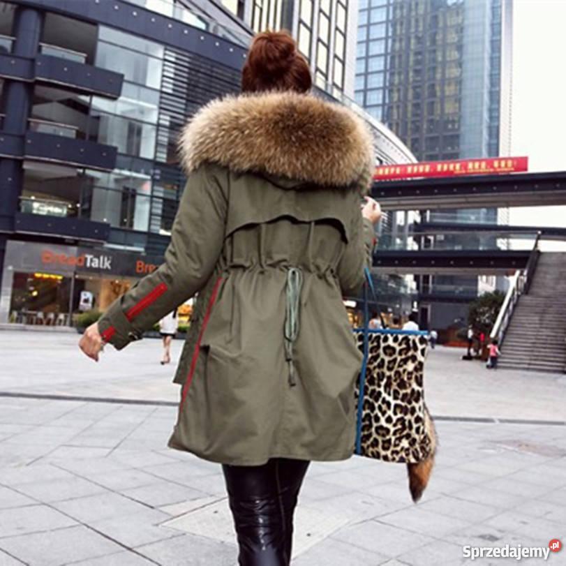 Kurtka damska na zimę
