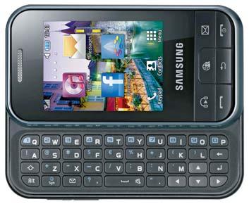 telefon samsung gt-C3500 CH@T