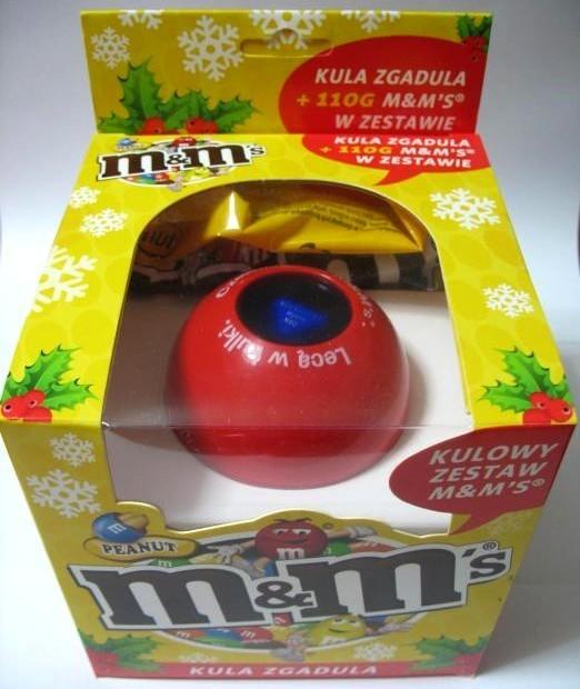 M&M's Kula Zgadula