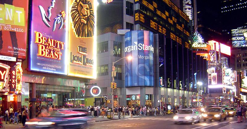 Podróż do Nowego Yorku