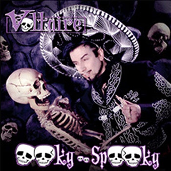 Płyta Voltaire - Ooky spooky