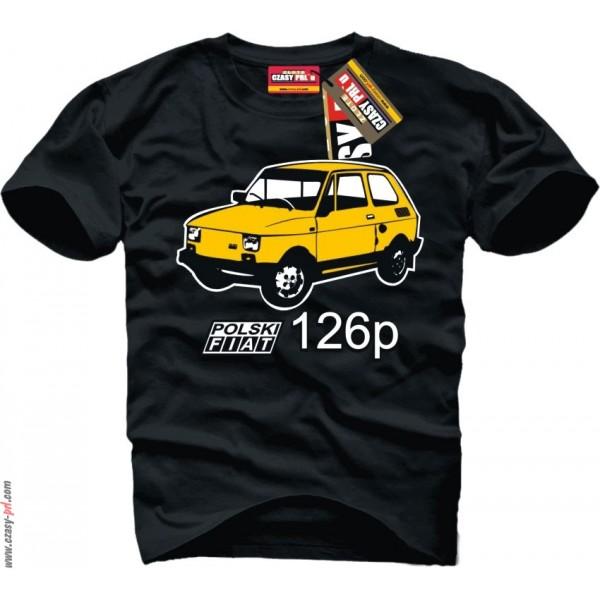 Koszulka - Fiat 126p