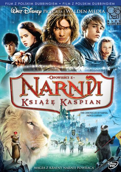 Opowieści Z Narnii:Książę Kaspian-film