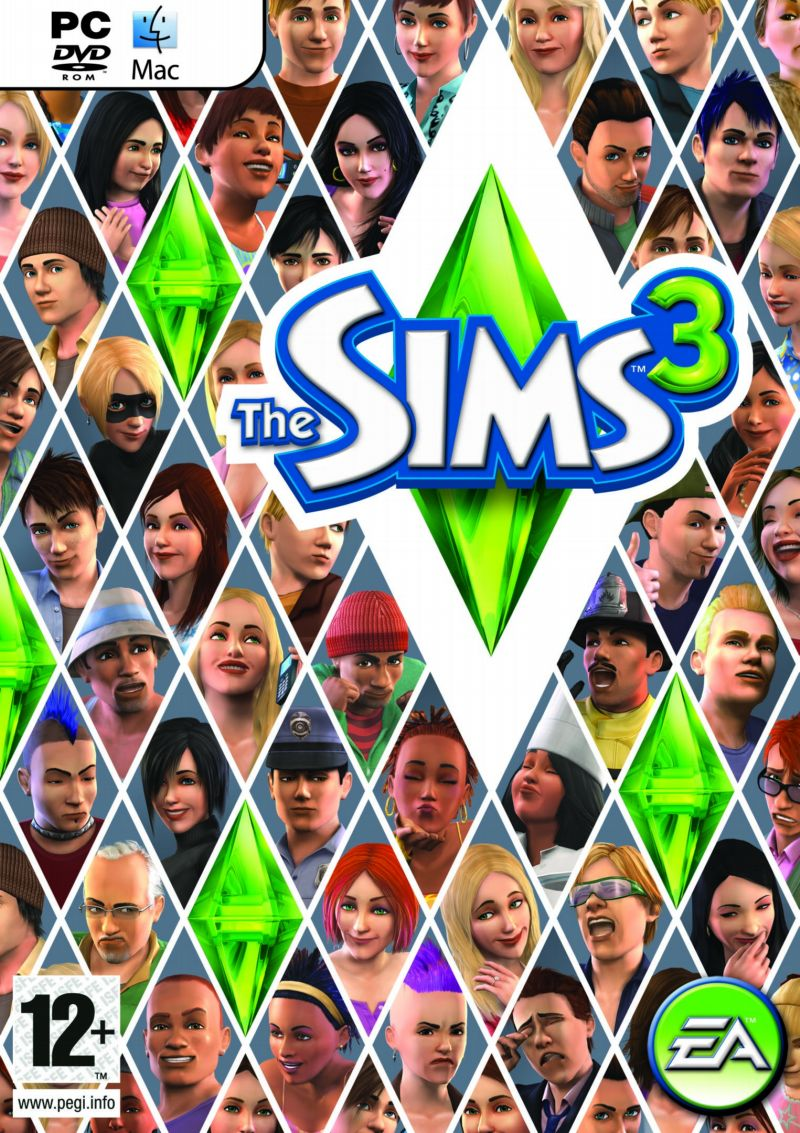 The SimS 3 ! :^