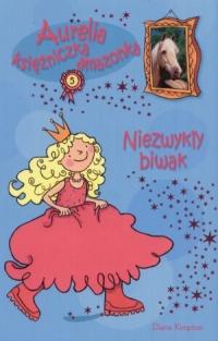 Książka Aurelia księżniczka amazonka niezwykły biwak