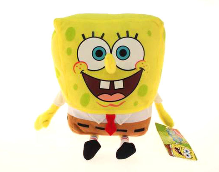 Pluszak Spongebob