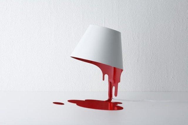 Krwawa lampka