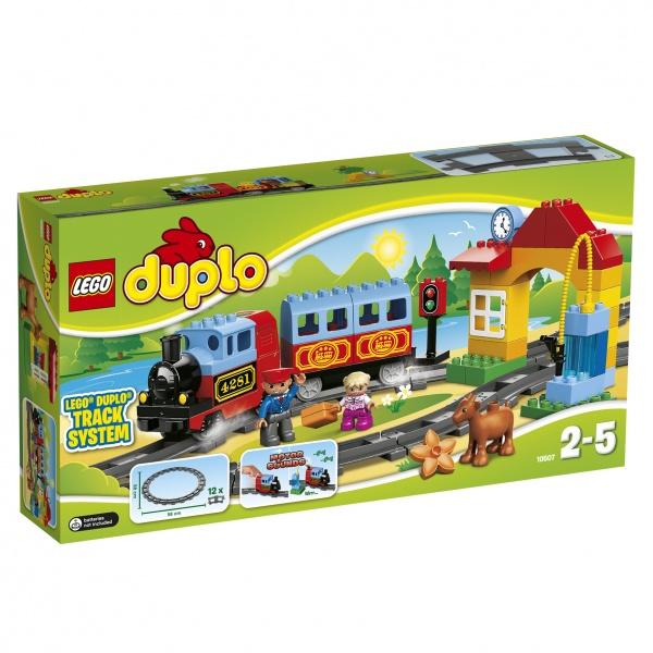 Klocki LEGO DUPLO Pierwszy pociąg