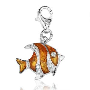 YES CHARMS zawieszka rybka - MODEL EVHU112C
