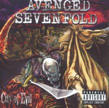 CD- AVENGED SEVENFOLD- CITY OF EVIL (NOWA)