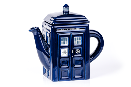 Imbryk Tardis doctor who