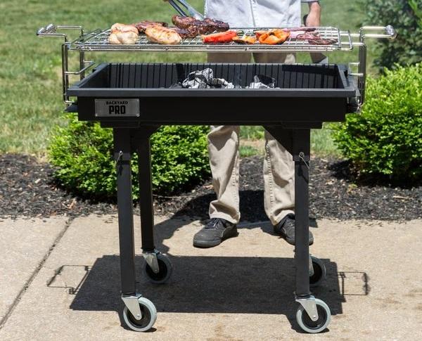 Węglowy grill do ogrodu - RANKING 2019
