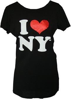 Koszulka I ♥ NY
