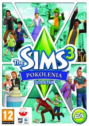 The Sims 3: Pokolenia (PC)