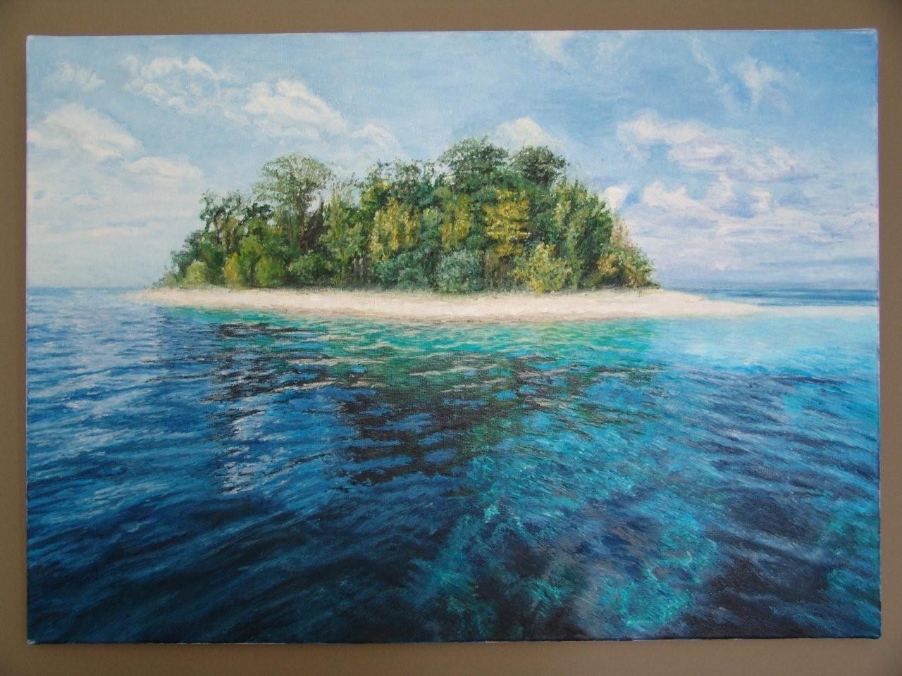 wyspa (bezludna)